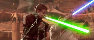 Anakin Kenobi blade