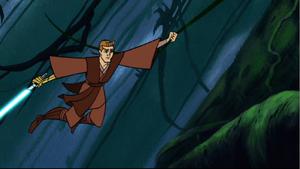 Anakin vine swing