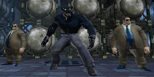 Intergang DCUO 001