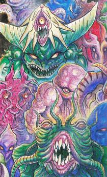 Demons (Devilman)