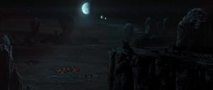 Skywalker Tatooine camp