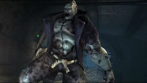 Solomon Grundy Batman Arkham Origins Blackgate