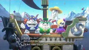 Super Mario Odyssey Boss 5 Spewart