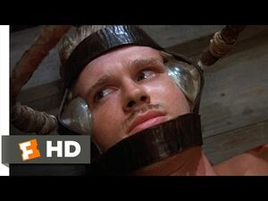 The Princess Bride (7-12) Movie CLIP - The Torture Machine (1987) HD