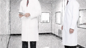 Whitecoats illustration