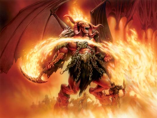 The Devil (Creepypasta)