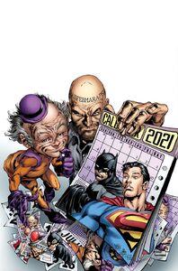 Batman Superman Vol 2 22 Textless