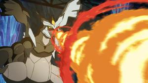 Black Kyurem Dragon Pulse