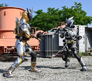 Kamen Rider Naki 5
