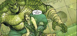 Killer Croc Prime Earth 0118