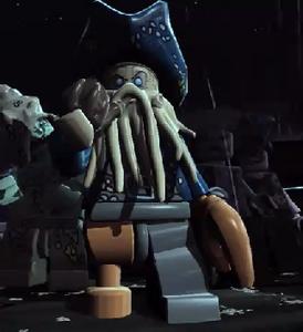 Lego Davy Jones