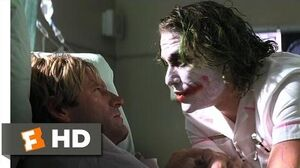 The Dark Knight (6 9) Movie CLIP - Agent of Chaos (2008) HD