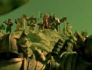 Divatox's Piranhatron Army