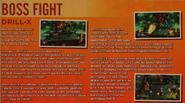 DrillX Boss Fight Manual