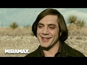 No Country for Old Men - 'The Deputy' (HD) - Javier Bardem - MIRAMAX