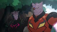 Sendak and Haxus in Arus