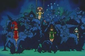 The Amazoness Quartet & the Dead Moon Circus