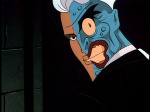 Two-Face (DC Animated Universe) 09