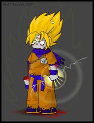 Zombie Goku