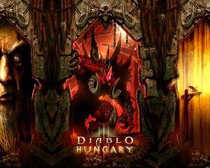Diablo 3 Hungary Wallpaper 4 by kex596
