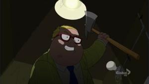 Donny in the Dark-O