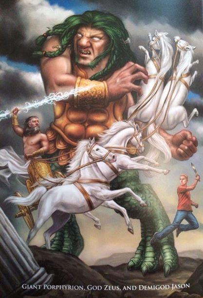 Porphyrion (Heroes of Olympus)