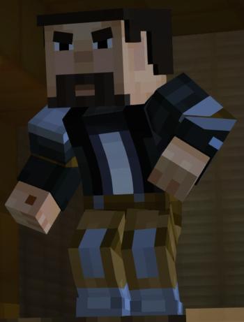 Gill (Minecraft: Story Mode)