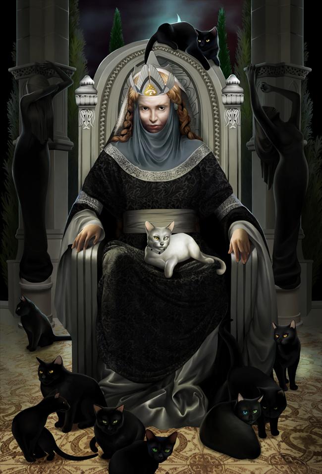 Queen Beruthiel