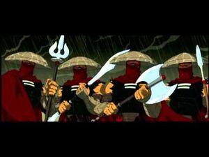 The Foot Elite - TMNT Background Music
