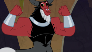 Tirek remembers being all-powerful S9E8