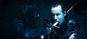 Viktor-stabbed-in-mouth