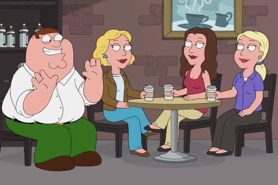 Jamie, Karen and Becca