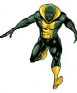 Basil Elks (Earth-616) from Official Handbook of the Marvel Universe A-Z Update Vol 1 3 001