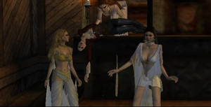 Brides of Dracula video game