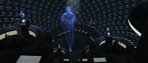Chancellor Palpatine Jerec message