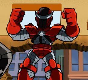 Crimson Dynamo Super Squad Show
