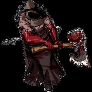 Executioner Majini (Clan Master)