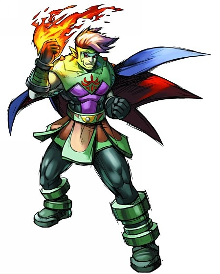 Agatio (Golden Sun)