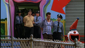 Johnny Boy arrested