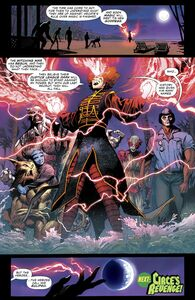 Justice League Dark Vol 2 14 Circe, Floronic Man, Papa Midnite, Solomon Grundys, Klarion the Witch Boy