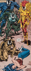 Life Foundation (Earth-616) from Venom Separation Anxiety Vol 1 3 001