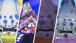 Mario Series - All Gooper Blooper Bosses (2002 - 2020)