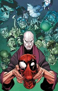 Spider-Man Deadpool Vol 1 27 Textless