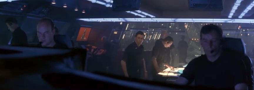 Stealth Ship Crew