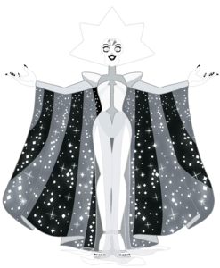White Diamond by RylerGamerDBS