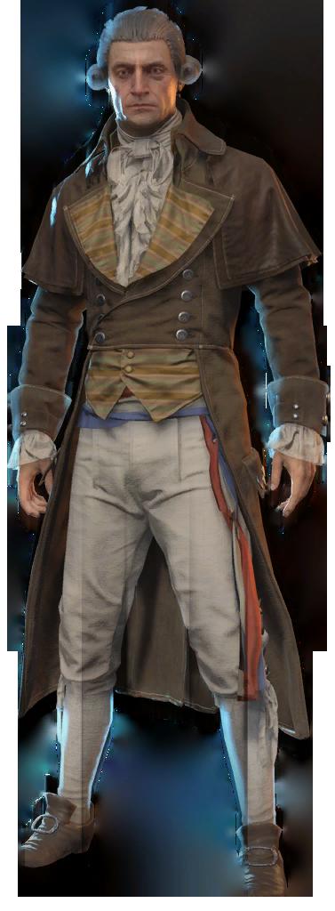 Maximilien de Robespierre (Assassin's Creed)