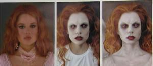 Aleera make-up test