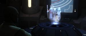 Chancellor Palpatine confidants