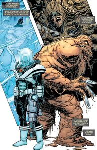 Clayface and Mr Feeze Prime Earth 01