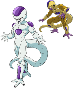 Frieza Broly Concept